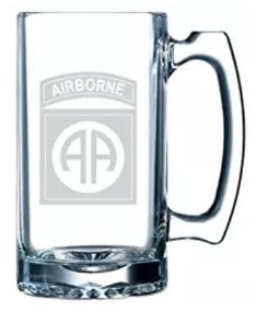 82nd beer mug
